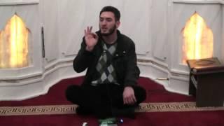 Pse kemi nevojë për Allahun - Hoxhë Bedri Lika