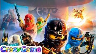 LEGO Ninjago Shadow Of Ronin Full Game Movie In English  LEGO Movie Cartoon For Children & Kids
