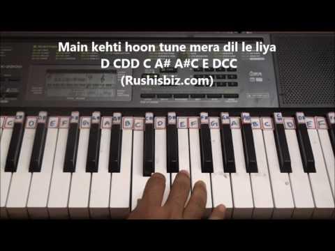 Video Pardesiya yeh sach hai piya  (Piano Tutorials) - Mr Natwarlal download in MP3, 3GP, MP4, WEBM, AVI, FLV January 2017