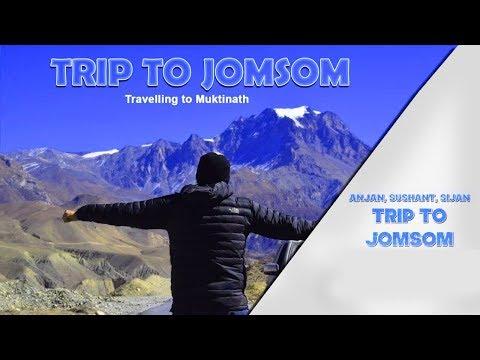 (Trip to Jomsom, Muktinath (Nepal)... 35 minutes.)