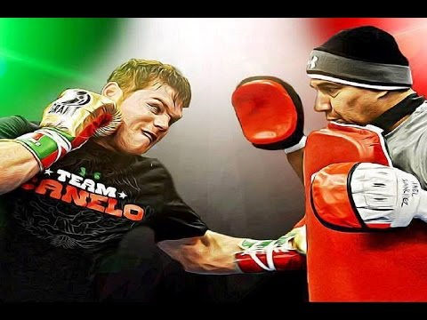 canelo alvarez - training motivation - highlights hd