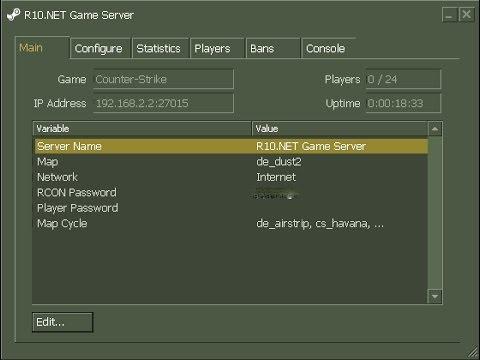 Смотреть как создать свой сервер в кс