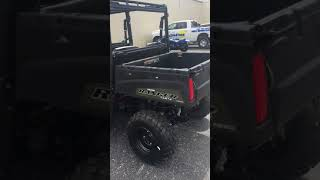 3. 2018 Polaris Ranger Crew 570-4 Walk Around