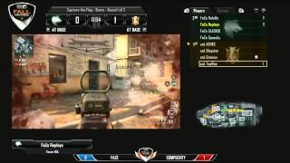 Fall Invitational - Complexity Vs. Faze -- Game 2