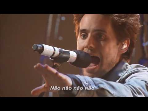 30 Seconds To Mars - Closer To The Edge - Legendado HD