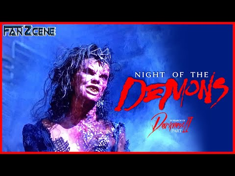 Linnea Quigley Night Of The Demons Exclusive Clip - In Search Of Darkness II