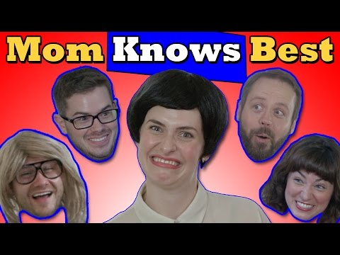 Mom - Our favorite 90's sitcom comes to life with Mom Knows Best. Watch the alternate ending here: http://tinyurl.com/lovpxqb Check out http://bedsider.org/ the best birth control support network...
