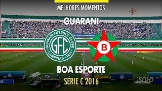 Siga - http://twitter.com/sovideoemhd Curta - http://facebook.com/sovideoemhd CAMPEONATO BRASILEIRO 2016 SÉRIE C Final - Jogo Ida Estádio Brinco de Ouro da P...