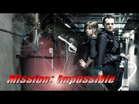 Mission Impossible - Lindsey Stirling ft.The Piano Guys