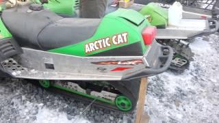4. Arctic CAT Z370