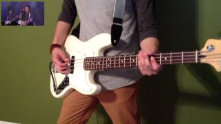 Fall Out Boy The Phoenix Bass Cover