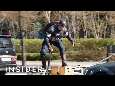Meet Hollywood's Busiest Stuntman