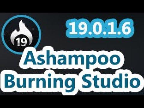 Ashampoo Burning Studio 19.0.1.6 full crack 2018 [Lifetime]