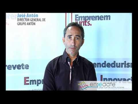 José Antón Puntes, Director General de Grupo Antón.
