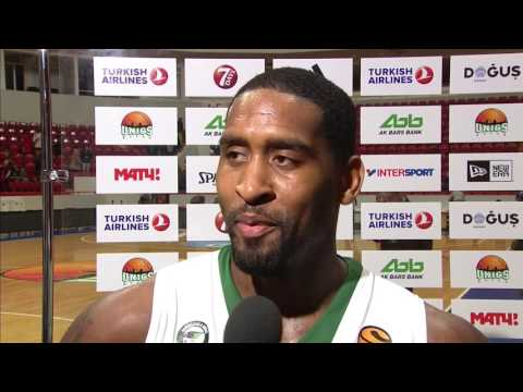 Post-game interview: Brad Wanamaker, Darussafaka Dogus Istanbul