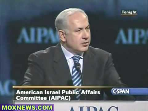 Netanyahu at AIPAC 2010 pt 1 of 4