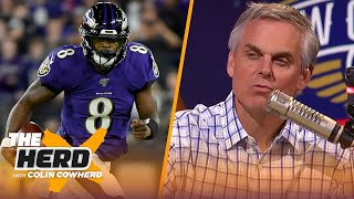 Colin Cowherd decides who in sports he would give a 12-year contract to   THE HERD by Colin Cowherd