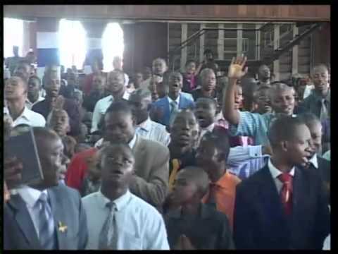 Louange & Adoration - Fr Dauphin Elalanga, Shekinah Tabernacle