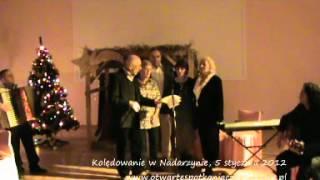 Wspólne kolędowanie w ramach Otwartego Spotkania Czwartkowego – Styczeń 2012