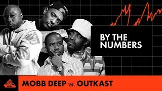 OutKast vs. Mobb Deep | By The Numbers