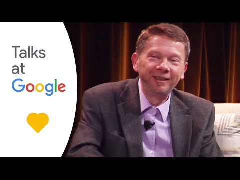 Google Talk - Eckhart Tolle stops by Google for a fireside chat with Bradley Horowitz. The subject is: