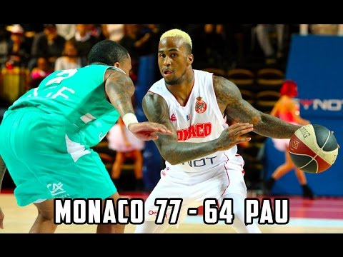 Pro A — Monaco 77 - 64 Pau — Highlights