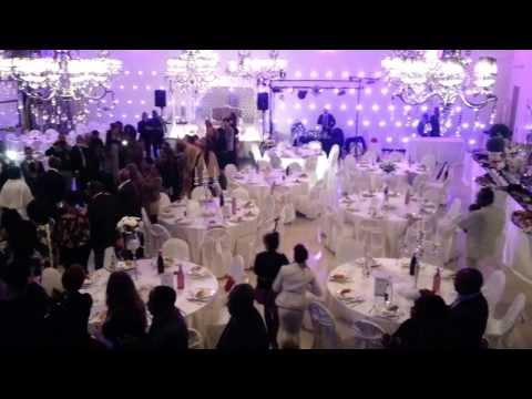 l'Alhambra - Salle de réception - Mariage - Soirée Guadeloupe - Cote d'Ivoire