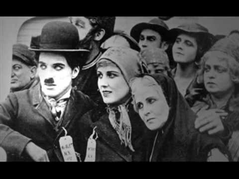 "CHARLIE CHAPLIN – ""La Violetera"" ( Jose Padilla Sanchez) CITY LIGHTS ORIGINAL SOUND TRACK"