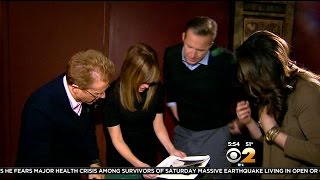 The CBS2 This Morning Team Tries To 'Escape The Room'