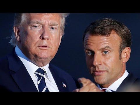 G7: Ρίχνει τους τόνους για Ιράν και Κίνα ο Αμερικανός Πρόεδρος Τραμπ…