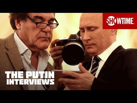 """Путин показал Оливеру Стоуну ненастоящее видео с """"работой нашей авиации"""" в Сирии"""