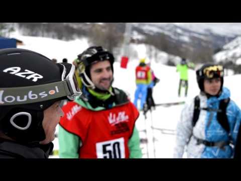 Val d'Allos Ski Enduro
