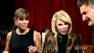 Joan Rivers Tell Fox News  & Sarah Palin Off!!!