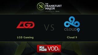 LGD.cn vs Cloud9, game 1