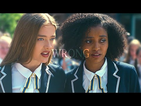Olivia & Amber - Perfectly Wrong For Me