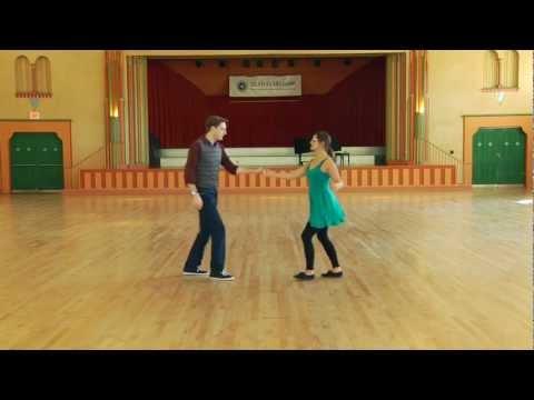Урок танца Восточный Свинг. Видео.