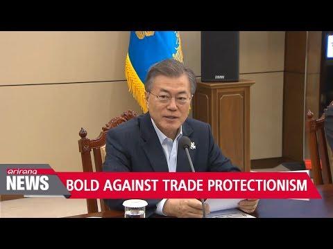 S. Korean President orders resolute action against U.S. unfair import tariffs