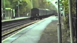 Midgham United Kingdom  city images : BR Class 47 47143 Parcels Midgham 1986