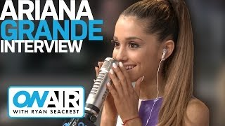 """Ariana Grande Premieres """"Problem"""" 