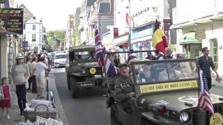 Villers-sur-Mer France  city pictures gallery : Vidéo sur le 8 mai 2016 à Villers sur Mer