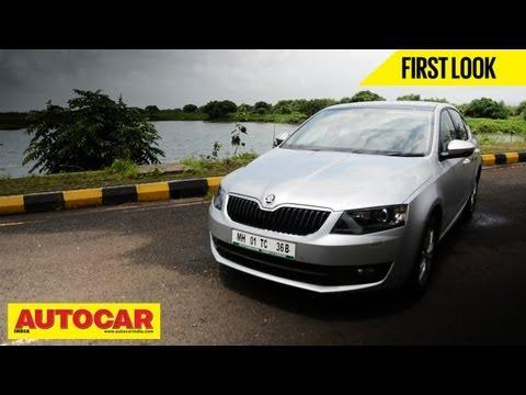 2013 Skoda Octavia Petrol & Diesel India Drive | Web Exclusive | Autocar India