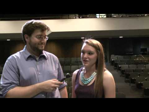 Carson-Newman Female Athlete of the Year Kelli Hensley Interview