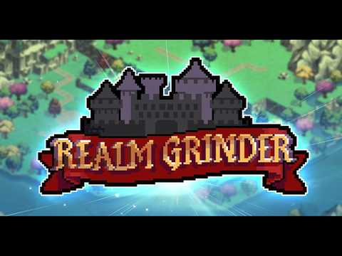 Let's Look At Realm Grinder: A Free To Play Multiplayer Online Strategy RPG Gam