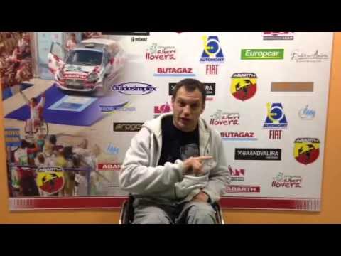 """Albert Llovera promociona la cursa """"Una llar fora de la llar"""""""