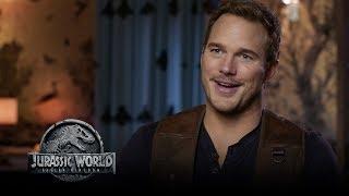 VIDEO: JURASSIC WORLD: FALLEN KINGDOM – Trailer Tomorrow