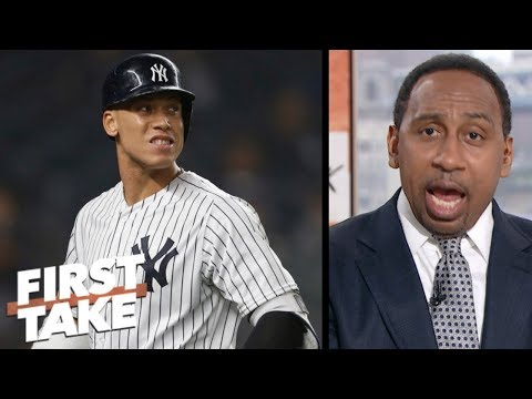 Stephen A. rips Aaron Judge, Luis Severino in Yankees' blowout loss to Red Sox | First Take
