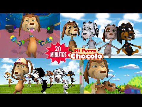 perro chocolo - Enganchados canciones del Perro Chocolo es una recopilación para disfrutar de una sola vez todas las canciones de este travieso perrito. ¡Esperamos que las d...