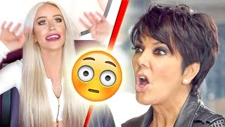 PERIOD TALK WITH KRIS JENNER | Gigi