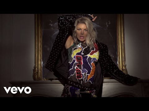 Fergie - Fergie & CR Fashion Book: Redrum