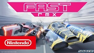 FAST RMX speeds onto Nintendo Switch on March 3rd!Official Website: http://www.nintendo.co.uk/Games/Nintendo-Switch-download-software/FAST-RMX-1174333.html?utm_medium=social&utm_source=youtube&utm_campaign=FASTRMX%7CTrailerFacebook Nintendo Switch: https://facebook.com/NintendoSwitchTwitter Nintendo UK: https://twitter.com/NintendoUKTwitch Nintendo UK: https://twitch.tv/NintendoUKInstagram Nintendo UK: https://instagram.com/NintendoUKYouTube Nintendo UK: https://bit.ly/2cREWfu